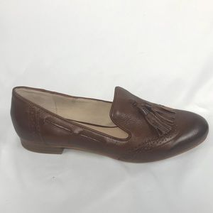 Vince Camuto Chayton Loafers, Brown, Wingtip